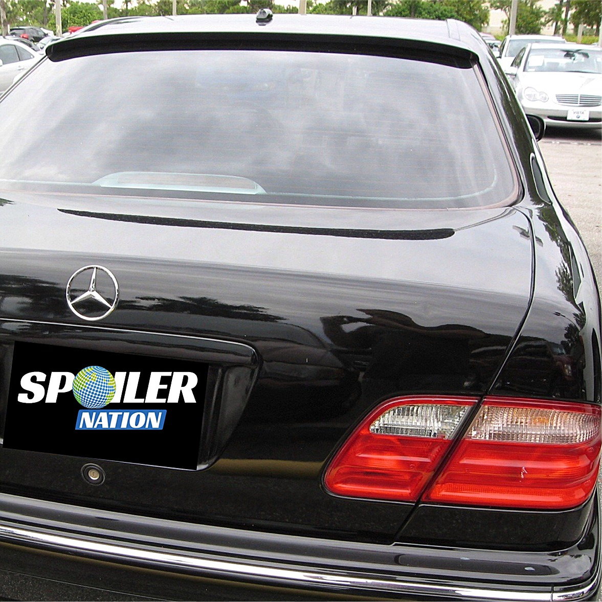 1995-2002 Mercedes Benz E-Class L-Style Style Roof Line