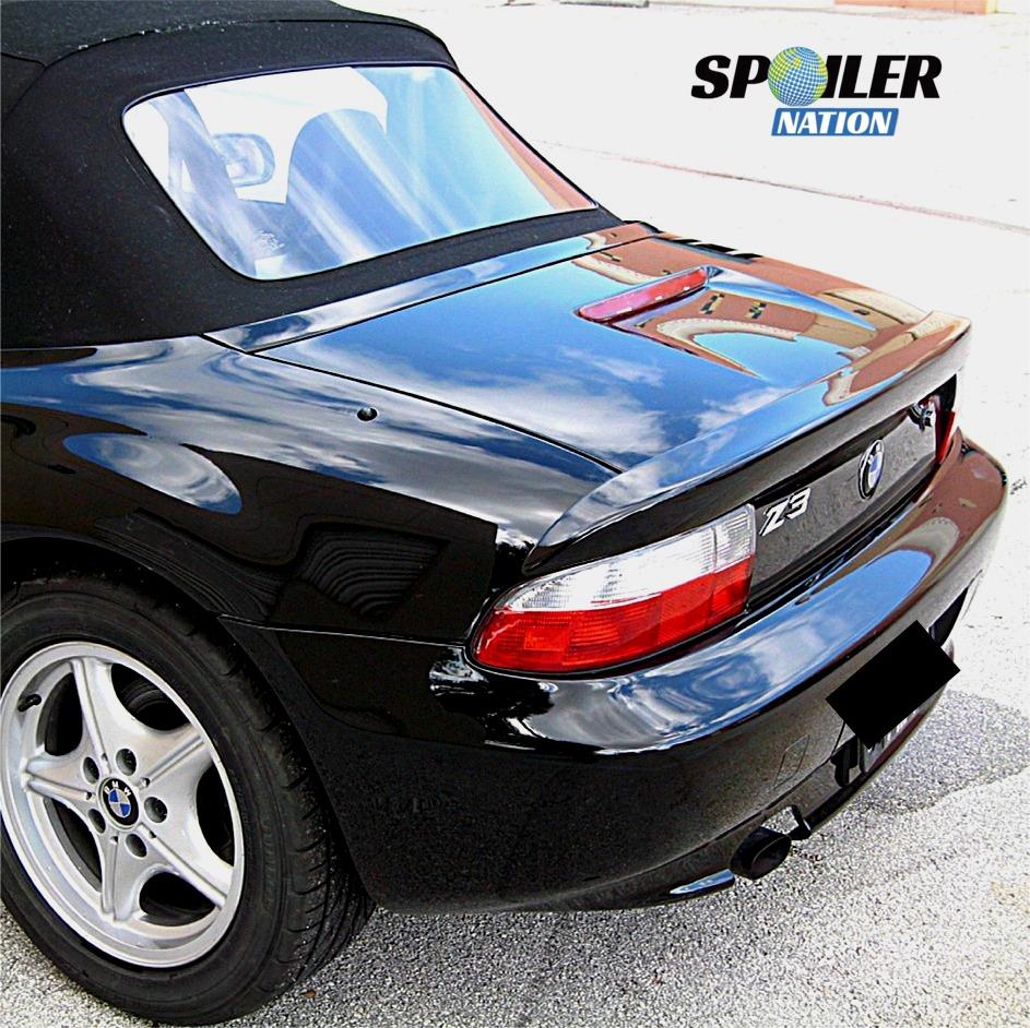 1996 1999 Bmw Z3 Factory Style Rear Trunk Lip Spoiler