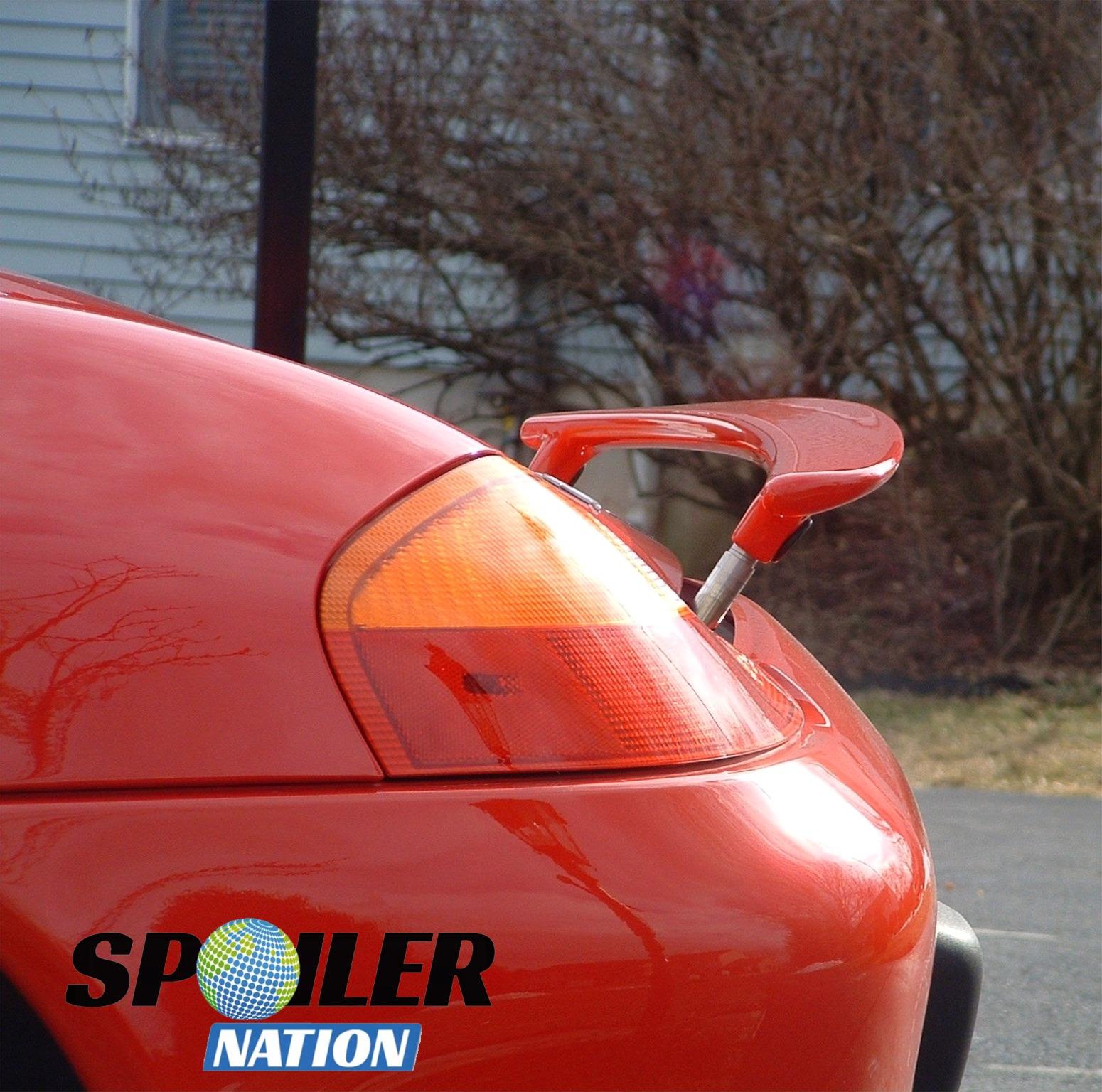 1997 2004 Porsche Boxster Turbo Style Rear Spoiler