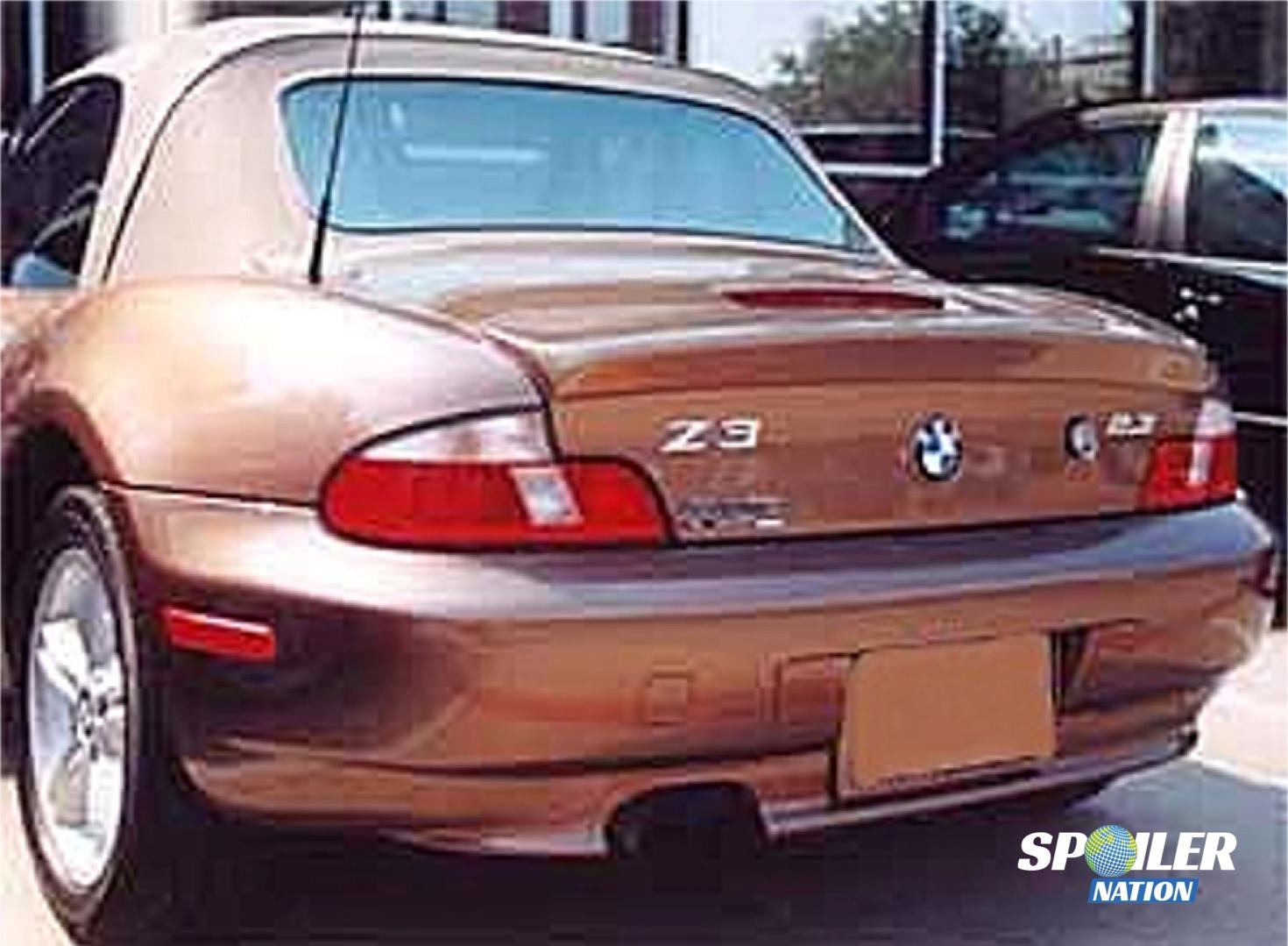 1999 2002 Bmw Z3 Factory Style Rear Trunk Lip Spoiler