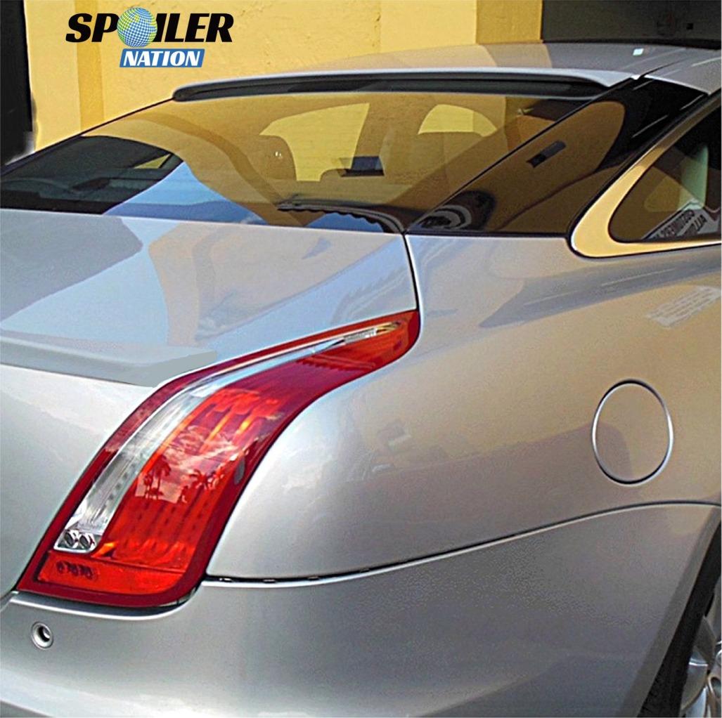 Jaguar Sport: 2010-2015 Jaguar XJ & XJR Sport Style Rear Window Spoiler