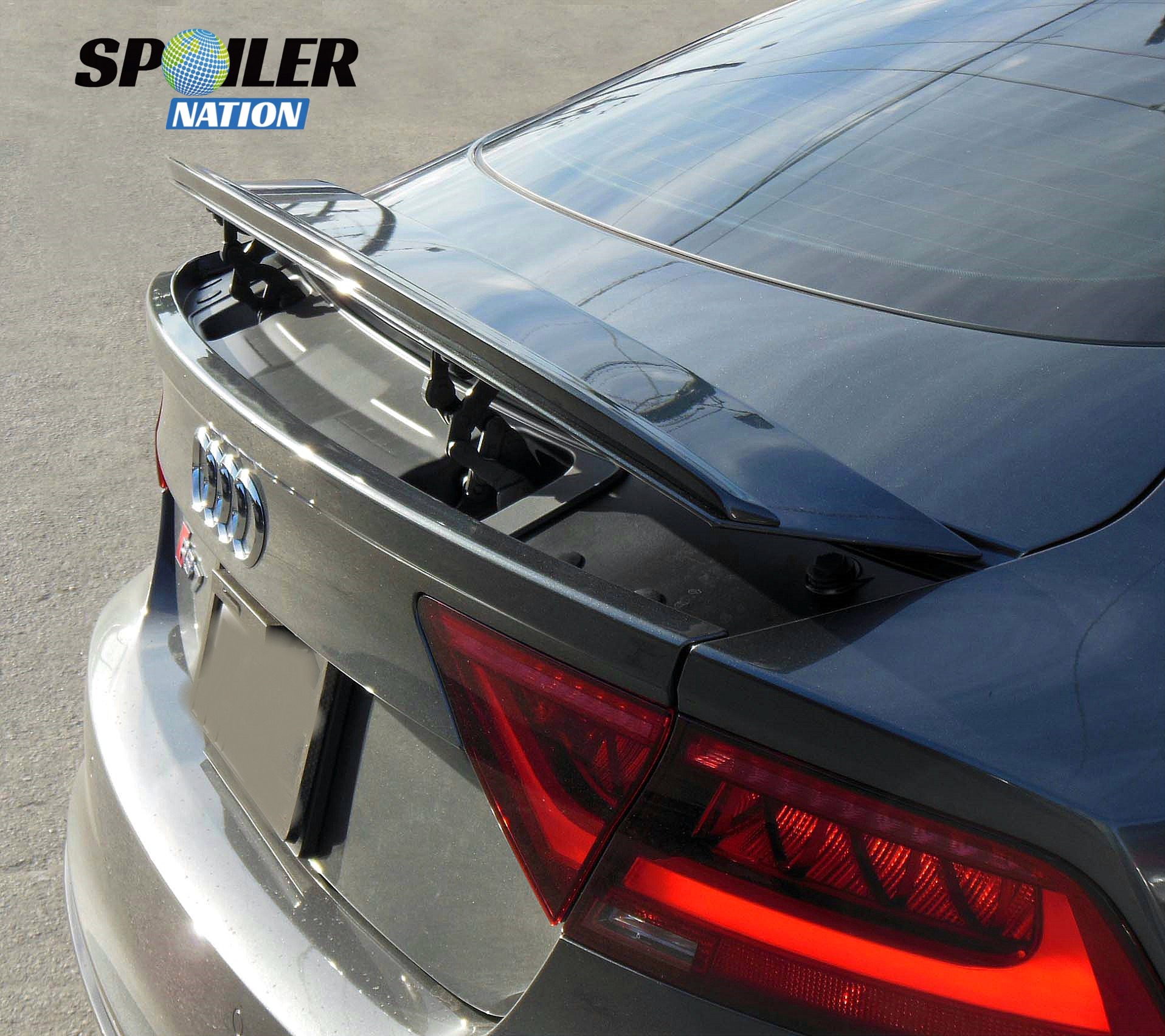 2017 Audi Rs 7 Camshaft: 2010-2017 Audi A7 / RS7 / S7 Euro Style Rear Lip Spoiler